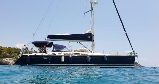 Jeanneau Sun Odyssey 49 entre particuliers et professionnel à Le Pirée