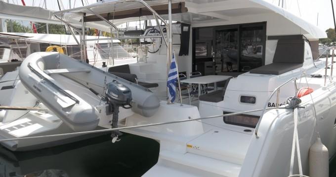 Louer Catamaran avec ou sans skipper Lagoon à Le Pirée