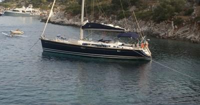 Location bateau Le Pirée pas cher Sun Odyssey 49