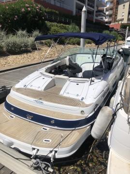 Location bateau Mandelieu-la-Napoule pas cher Sundowner 245