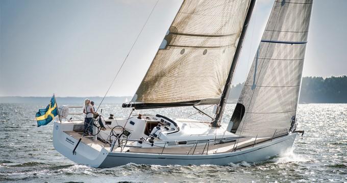 Arcona-Yachts Arcona 465 entre particuliers et professionnel à Lidingö
