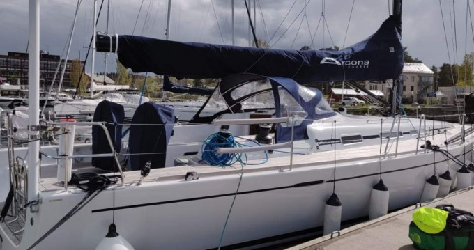 Location Voilier Arcona-Yachts avec permis