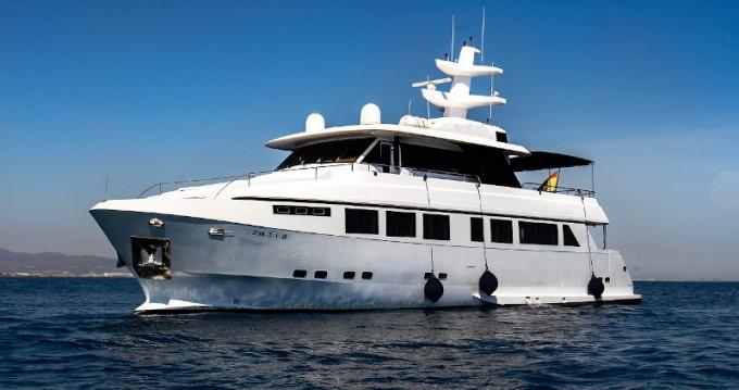 Location Yacht à Dénia -  Explorer 92