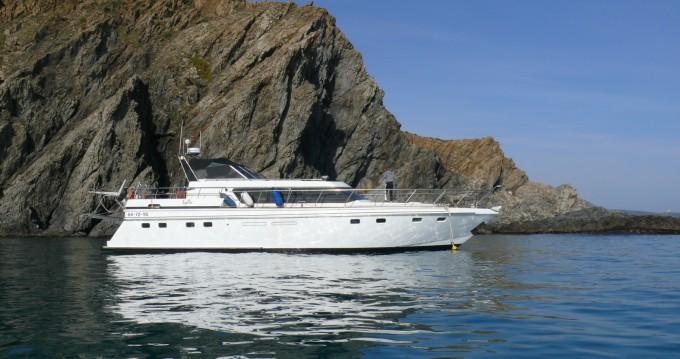 Location yacht à Port-Vendres - van der Valcke  vitesse 58 sur SamBoat