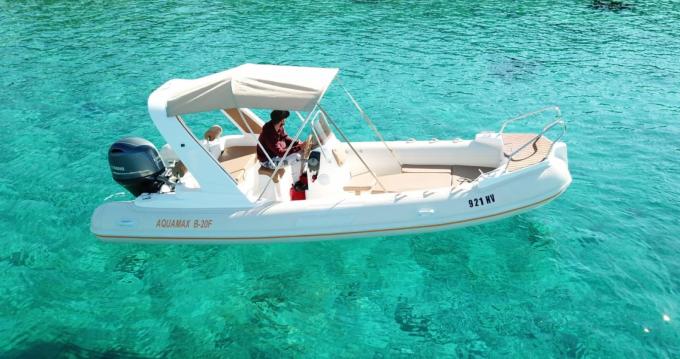Location bateau Aquamax Aquamax 20 à Hvar sur Samboat