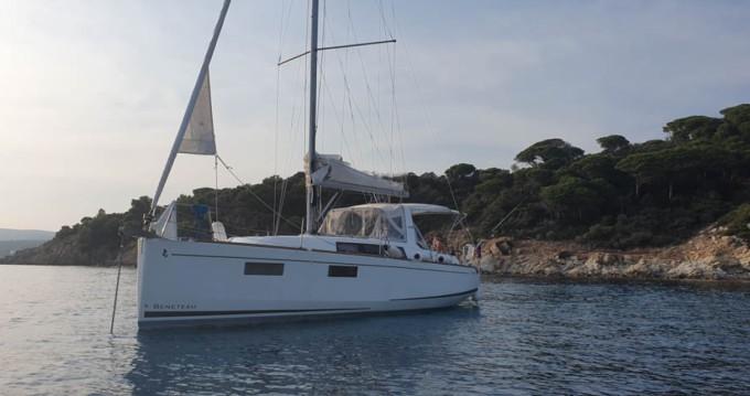 Location bateau Bénéteau Oceanis 35.1 à Saint-Raphaël sur Samboat