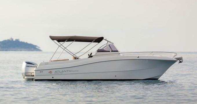 Location bateau Trogir pas cher 750 Open