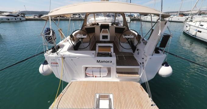 Location yacht à Biograd na Moru - Dufour Dufour 430 Grand Large sur SamBoat