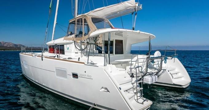 Location yacht à Puerto Deportivo Marina Isla Canela - Lagoon Lagoon 400 sur SamBoat