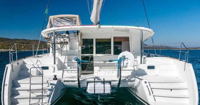Location bateau Puerto Deportivo Marina Isla Canela pas cher Lagoon 400