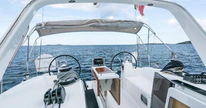 Location Voilier à Puerto Deportivo Marina Isla Canela - Bénéteau Oceanis 38