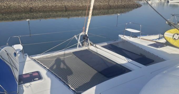 Location Catamaran à Puerto Deportivo Marina Isla Canela - Lagoon Lagoon 380