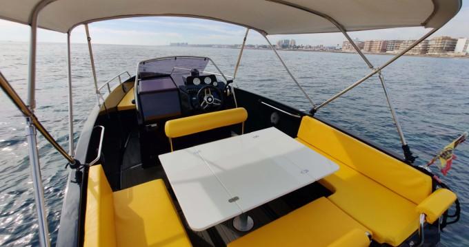 Location yacht à Torrevieja - Nuva Nuva M6 Open sur SamBoat
