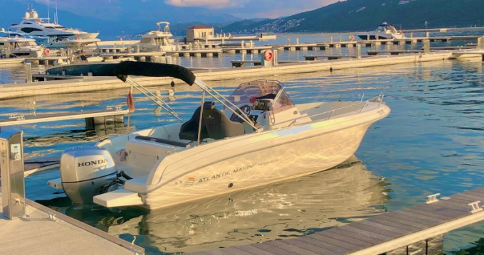 Location yacht à Kotor - Atlantic Atlantic Marine 670 sur SamBoat