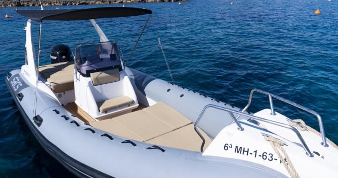 Location bateau Sacs Sacs S 680 à Mahon Port sur Samboat