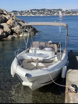 Location Bateau à moteur à Marseille - B2 Marine Cap Ferret 522 Open Sport