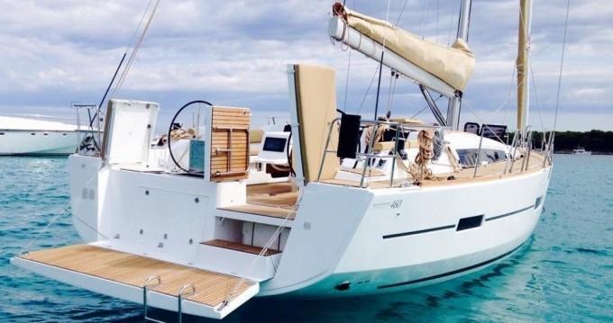 Location bateau Dufour Dufour 460 Grand Large à Agde sur Samboat