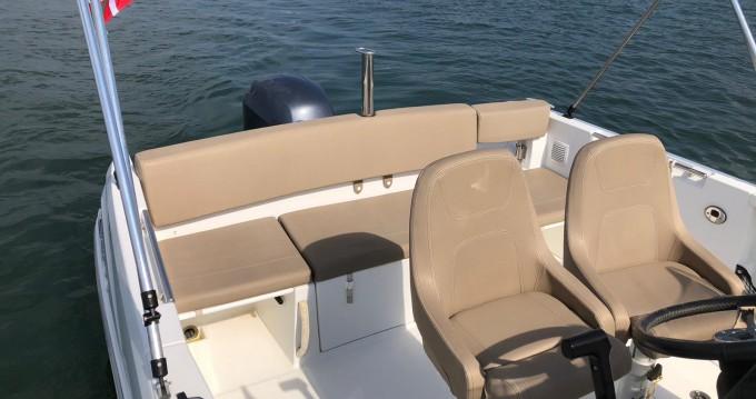 Location yacht à Hendaye - Jeanneau Cap Camarat 6.5 CC Serie 2 sur SamBoat