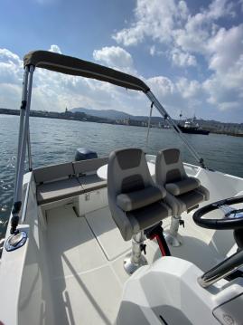 Location yacht à Hendaye - Jeanneau Cap Camarat 5.5 CC Serie 2 sur SamBoat