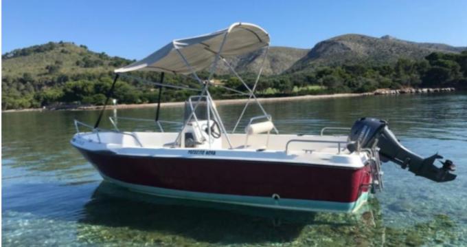 Location yacht à Port d'Alcudia - goldenfin fishing-fun  sur SamBoat