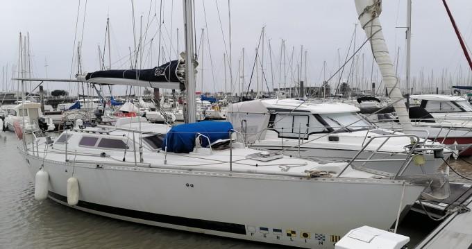 Location bateau Les Minimes pas cher Feeling 1090