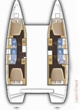 Catamaran à louer à Marina Cay au meilleur prix