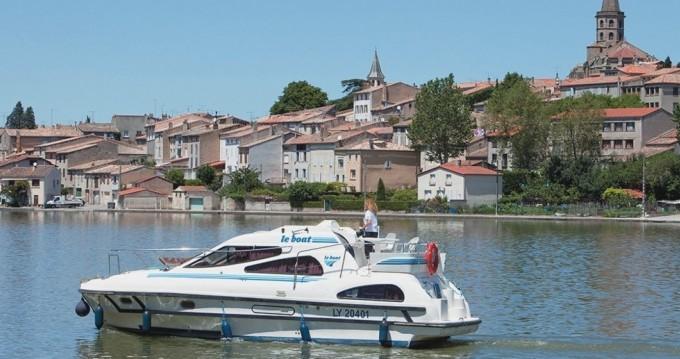 Louer Péniche avec ou sans skipper Consul à Castelnaudary