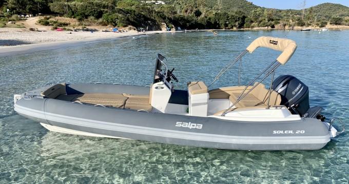 Location yacht à Pietrosella - Salpa soleil 20 sur SamBoat
