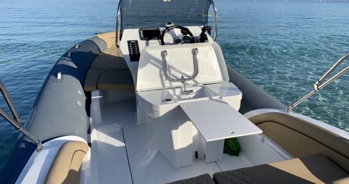 Location bateau Pietrosella pas cher soleil 20