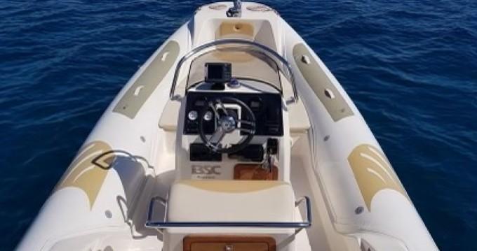 Location yacht à Pietrosella - Bsc BSC 73 Ocean sur SamBoat