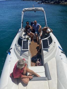 Location bateau Kardis Bahia 6  à Banyuls-sur-Mer sur Samboat