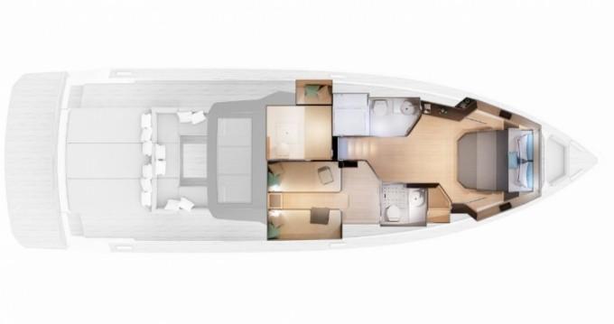 Location Bateau à moteur Pardo Yachts avec permis