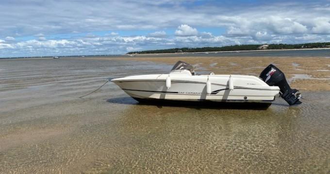 Louez un Jeanneau Cap Camarat 7.15 à Pyla sur Mer
