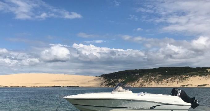 Location Bateau à moteur à Pyla sur Mer - Jeanneau Cap Camarat 7.15