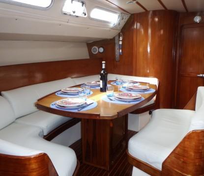 Location bateau Cannigione pas cher Atlantic 49