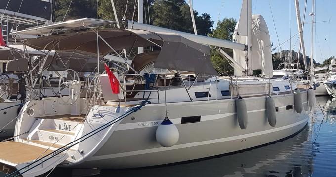 Location bateau Bavaria Cruiser 50 à Göcek sur Samboat