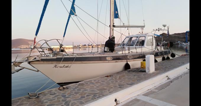 Voilier à louer à Ikaria au meilleur prix
