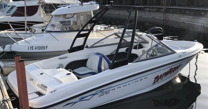 Location yacht à Thonon-les-Bains - Chris Craft Concept 19 sur SamBoat