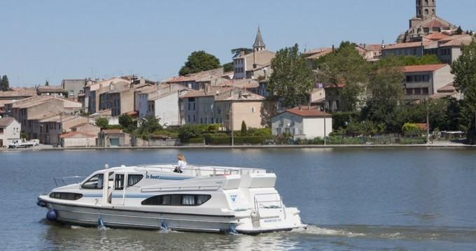 Location bateau Saint-Jean-de-Losne pas cher Magnifique