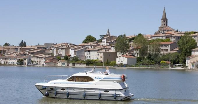 Louer Péniche avec ou sans skipper Countess à Saint-Jean-de-Losne