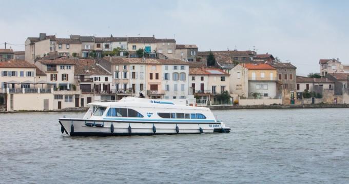 Location bateau Messac pas cher Calypso