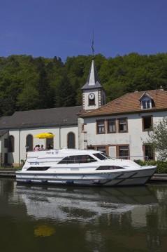 Location bateau Hesse pas cher Clipper