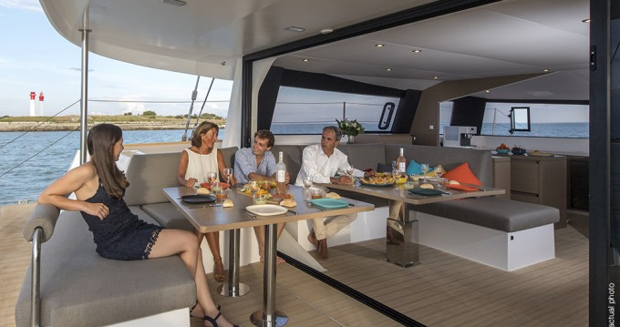 Louer Catamaran avec ou sans skipper Neel à Ajaccio