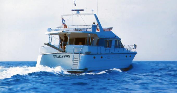 Yacht à louer à Mykonos (Île) au meilleur prix