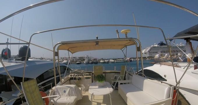 Location yacht à Mykonos (Île) - Bayliner Bodega 43 sur SamBoat
