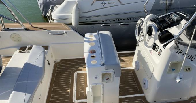 Location yacht à Royan - Capelli Tempest 700 Sun sur SamBoat