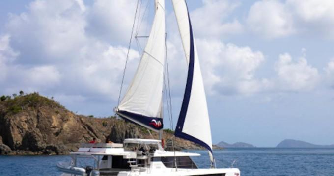 Location yacht à Saint George - Leopard Moorings 5000 sur SamBoat