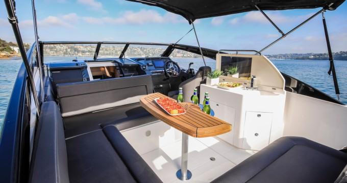 Parker Parker 800 Cruiser entre particuliers et professionnel à Ajaccio