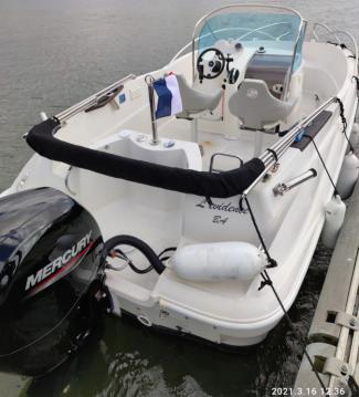 Location bateau Quicksilver Quicksilver 635 Commander à Anglet sur Samboat