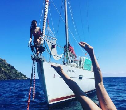 Location bateau Bénéteau Oceanis Clipper 423 à Palamós sur Samboat